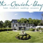 silent auction 2 - One night stay for 2 at Oxwich Bay Hotel, Gower. Package includes evening meal for 2, a bottle of wine and breakfast.